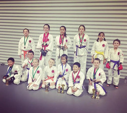 So proud of our team who represented at the recent Te-Ashi Kai-Shin karate championships hosted by B