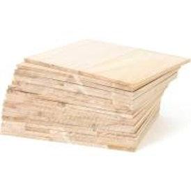 9mm Paulowina Wooden Board