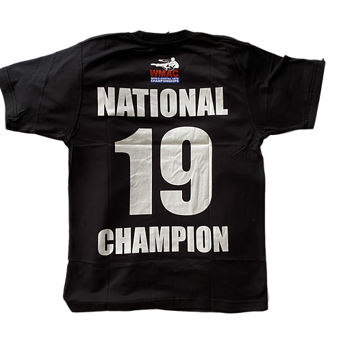National Champion T-shirt