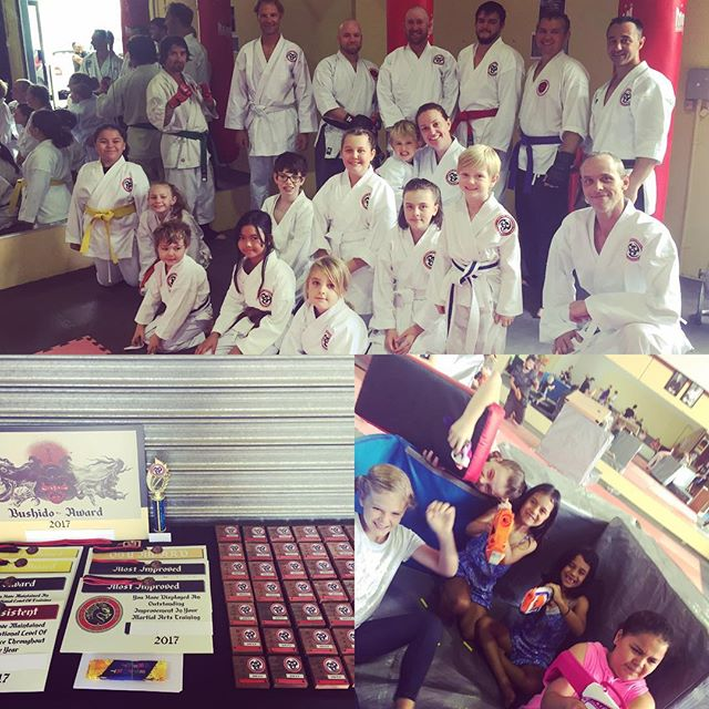 Super Saturday _cutting_edge_martial_arts ✨9am trading session followed by our 2017 end of presentat
