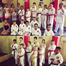 Awesome work to all these kids today! And a massive shout out to our Junior Mentors William, Josh an