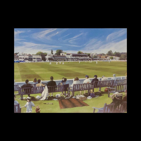 Friends at Hove