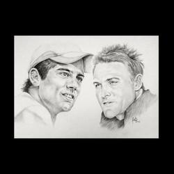 Cricket Portraits