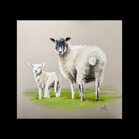 Mother & Lamb