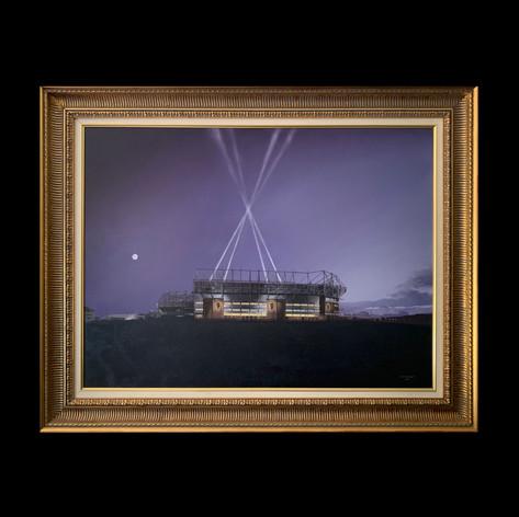 Stadium of Light, Sunderland at Night
