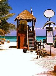 Playa del Carmen, Riviera Maya, Ocean
