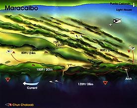 Mapas Maracaibo | Cozumel