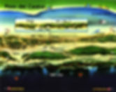 Mapas Paso del Cedral | Cozumel