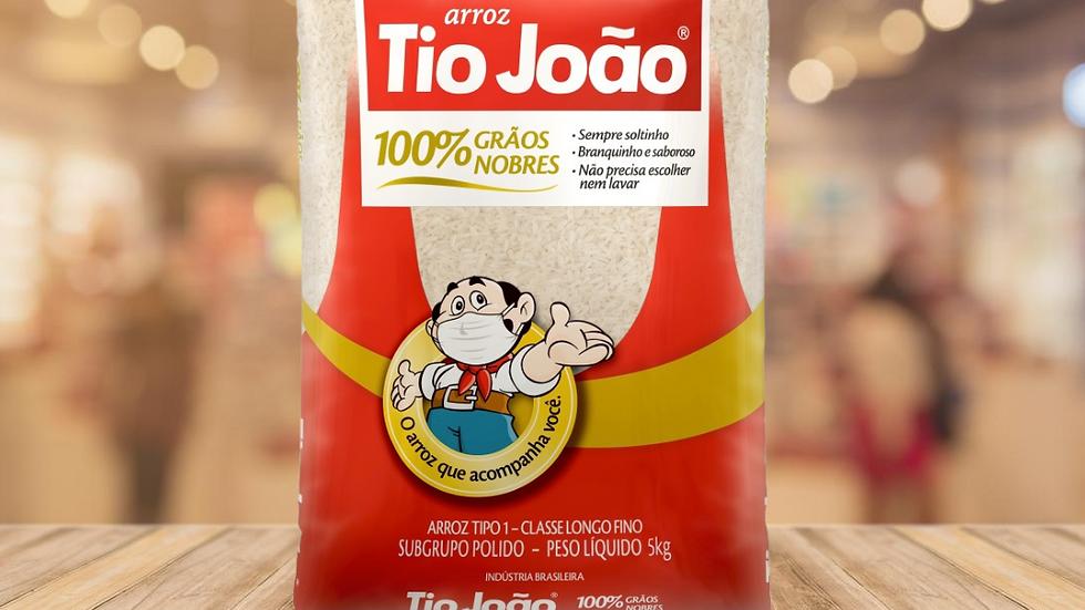 ARROZ TIO JOÃO - 4.5KG