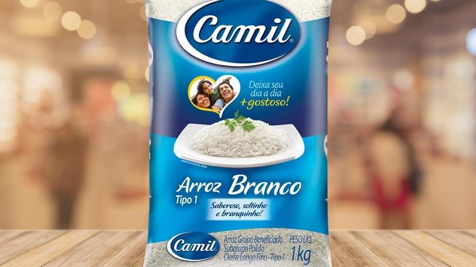 ARROZ CAMIL - 1KG