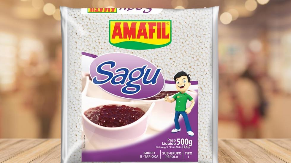 SAGU AMAFIL MANDIOCA -