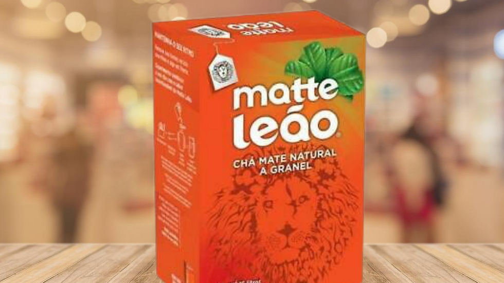 CHÁ A GRANEL MATTE LEÃO - 250GR