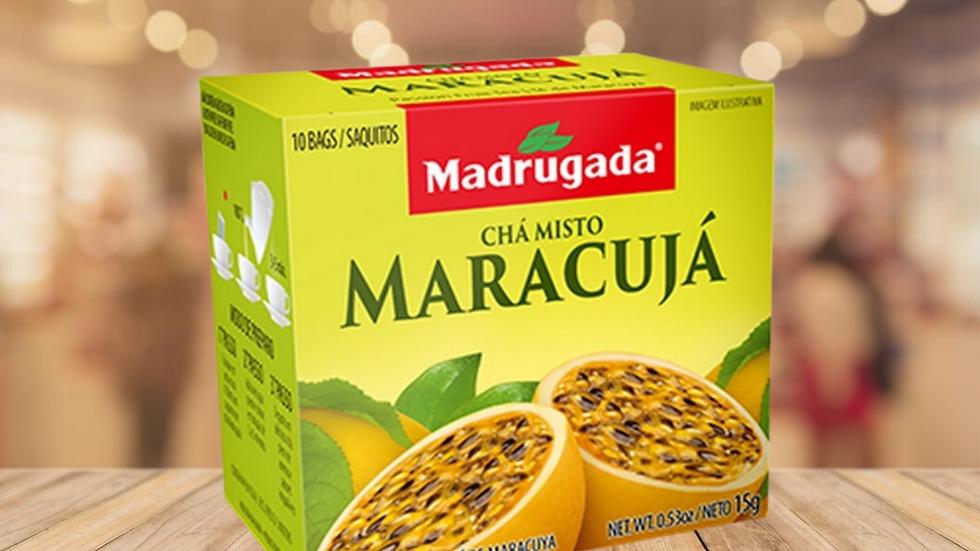 CHA DE MARACUJA MADRUGADA - 15g
