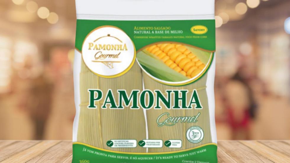 PAMONHA SALGADA  PAMONHA GOURMET - 2 UNIT -360GR