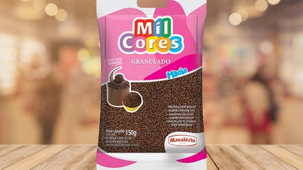 GRANULADO CHOCOLATE MAV - 150g