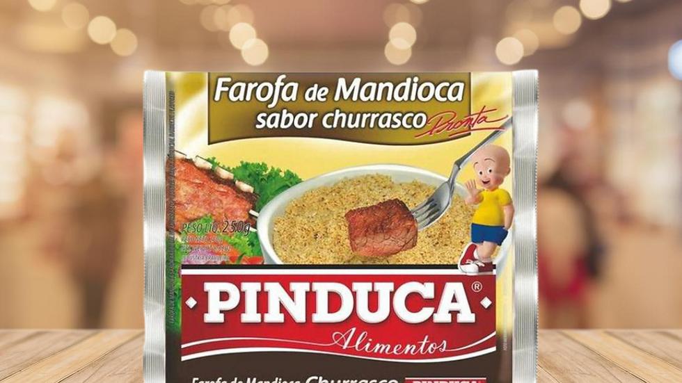 FAROFA CHURRASCO PINDUCA - 250G