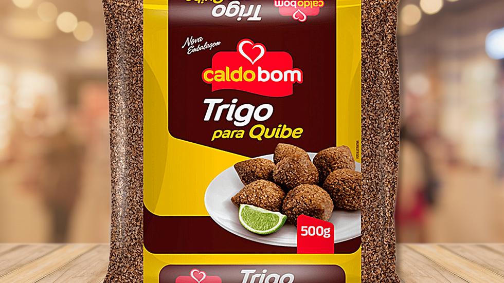 TRIGO PARA QUIBE CALDO BOM - 500g