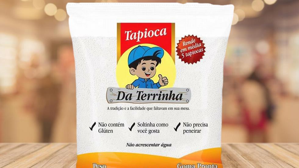 TAPIOCA DA TERRINHA - 500G