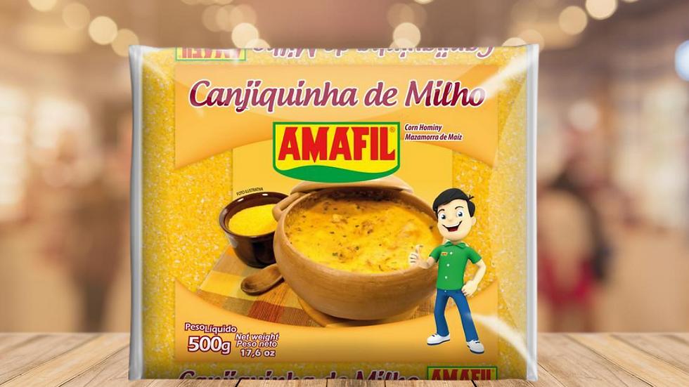 CANJIQUINHA DE MILHO AMAFIL