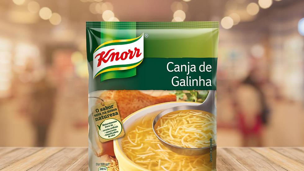CANJA DE GALINHA KNOOR - 68GR