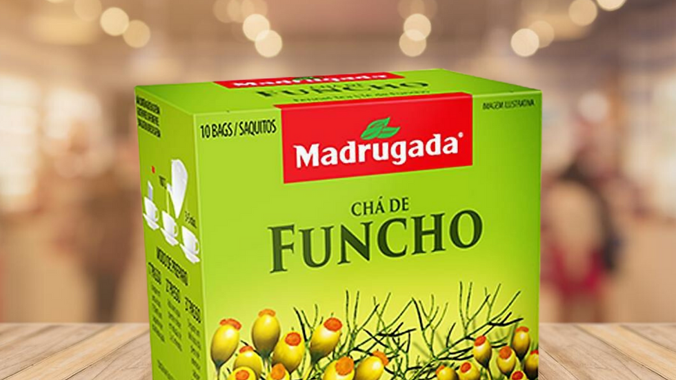 CHA DE FUNCHO MADRUGADA - 15G