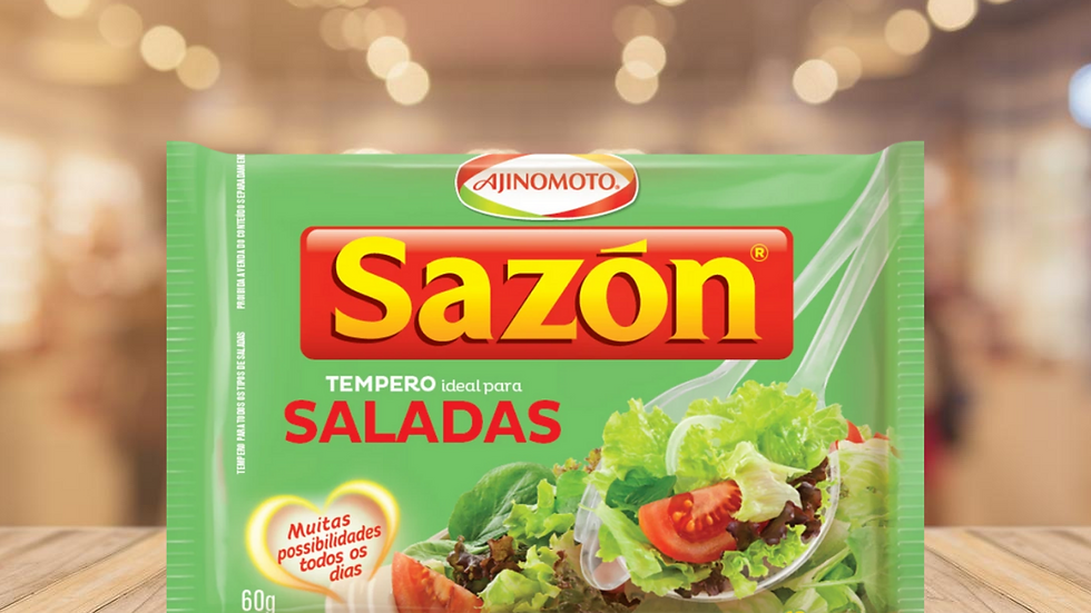 SAZON SALADAS - 60GR