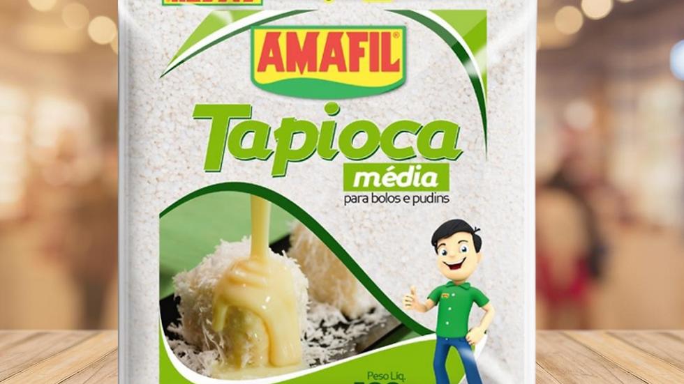 TAPIOCA GRANULADA AMAFIL - 500GR
