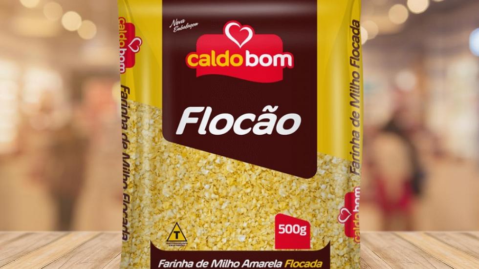 FLOCAO CALDO BOM - 500GR