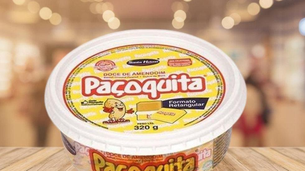 PAÇOCA PAÇOQUITA  TABLET ST HELENA  - 320G
