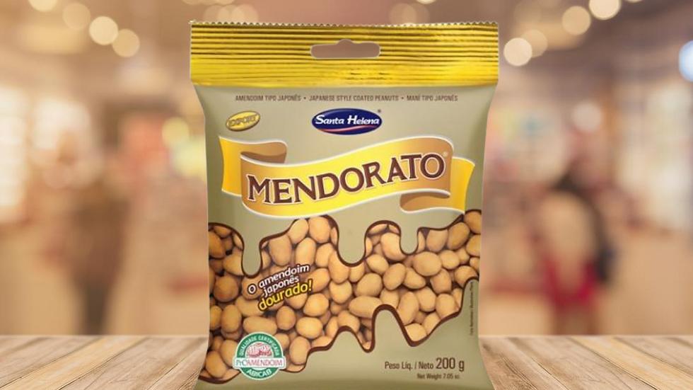 AMENDOIM MENDORATO STA HELENA - 200GR