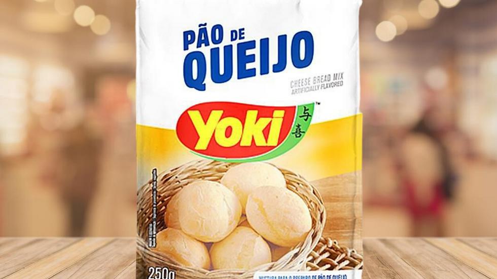 PAO DE QUEIJO YOKI - 250G
