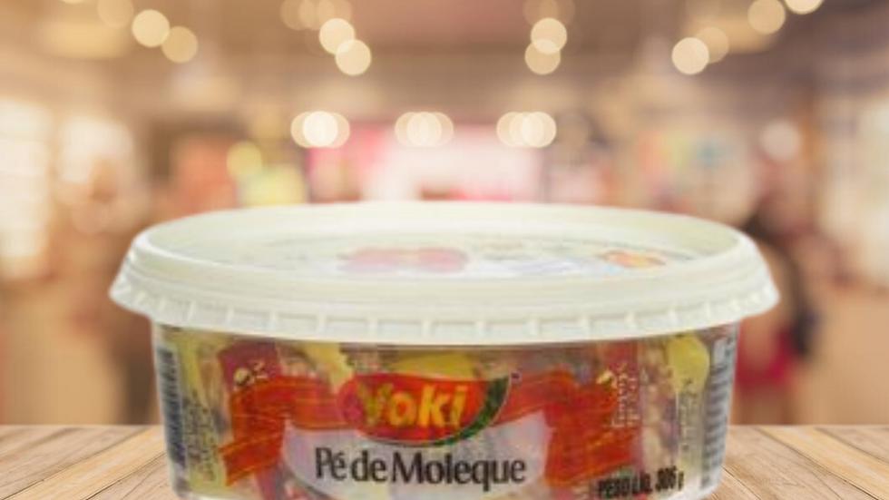 PE DE MOLEQUE YOKI - 306G