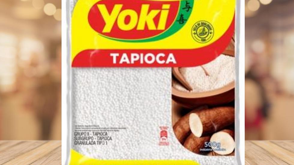 TAPIOCA GRANULADA YOKI - 500GR