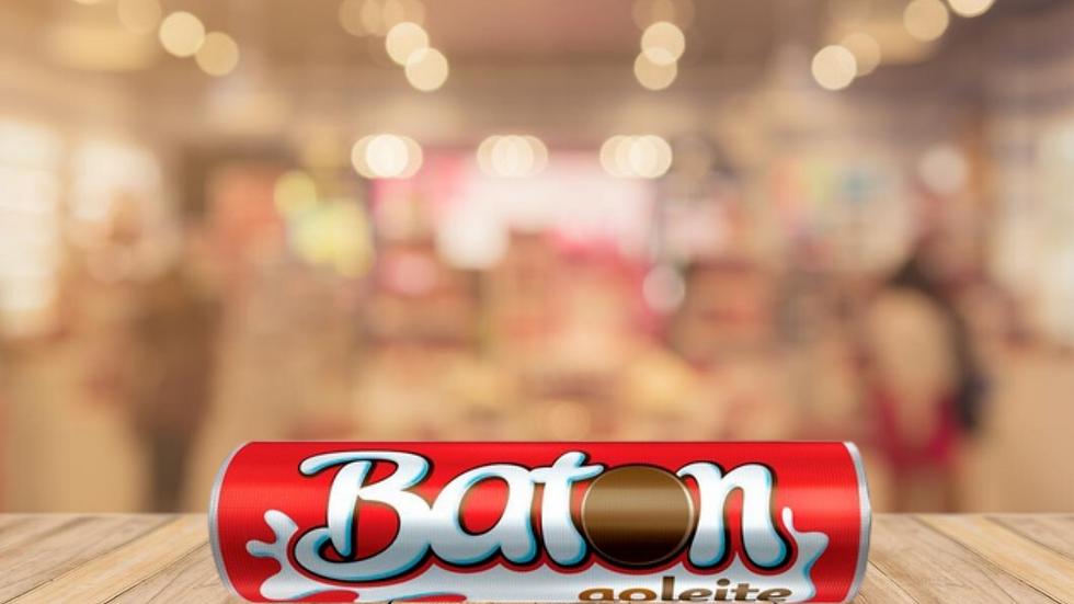 BATON CHOCOLATE AO LEITE GAROTO - 16g