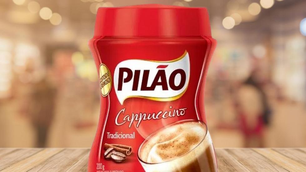 CAPPUCCINO PILÃO - 200GR