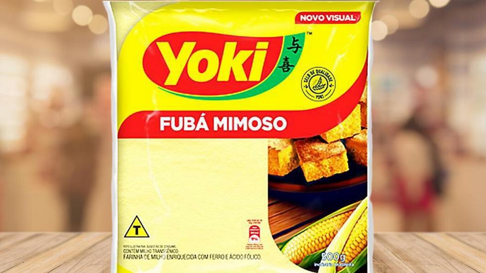 FUBA MIMOSO YOKI  - 1KG