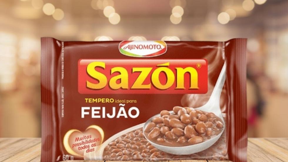 SAZON BRAZIL FEIJAO - 60g
