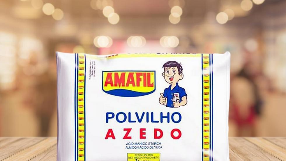 POLVILHO AZEDO AMAFIL - 1KG