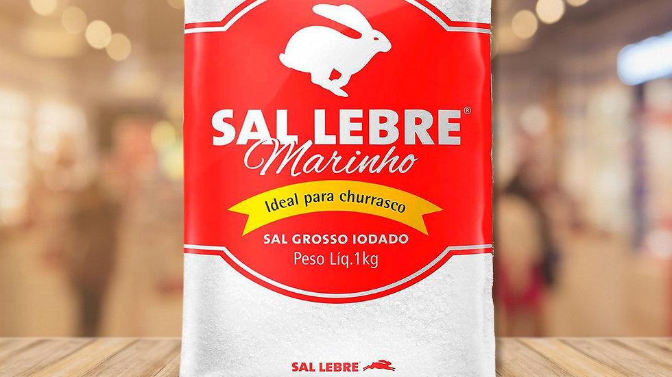 SAL GROSSO CHURRASCO LEBRE - 1KG