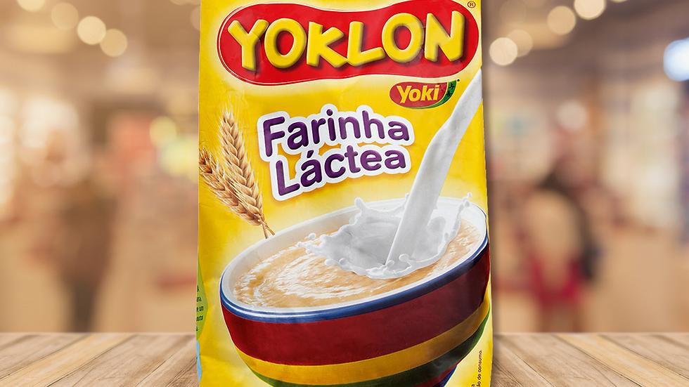 YOKLON FARINHA LACTEA YOKI - 230g