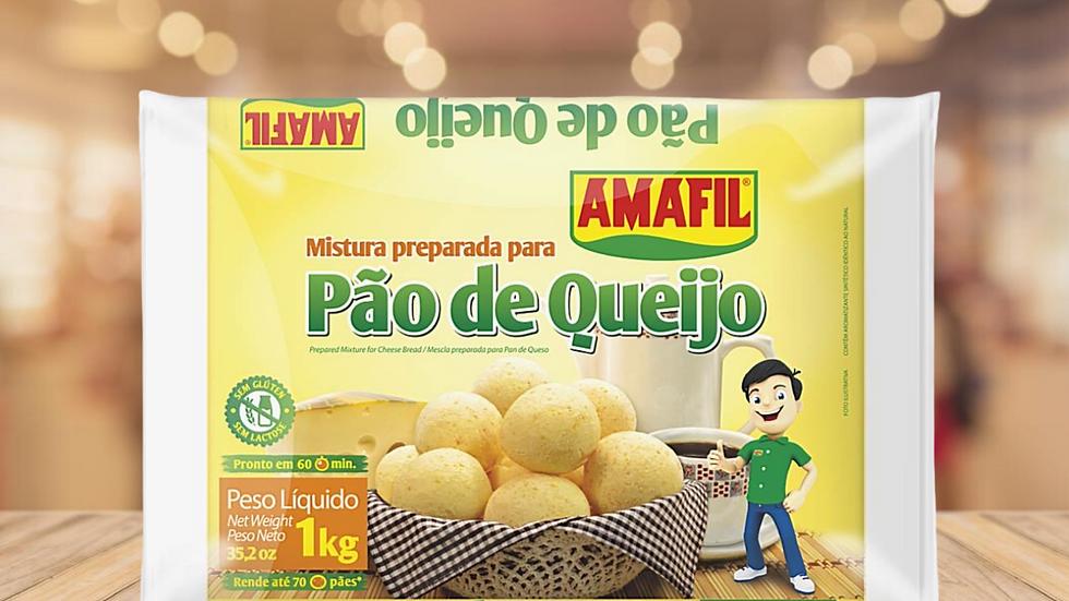 PAO DE QUEIJO MIX AMAFIL - 1KG�