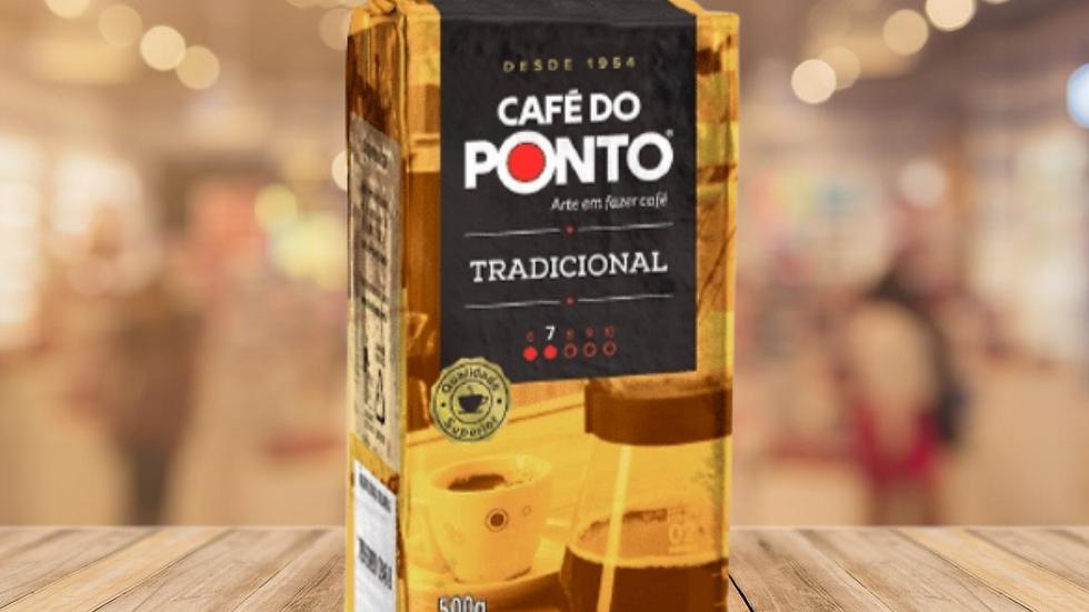 CAFÉ TRADICIONAL DO PONTO - 500GR