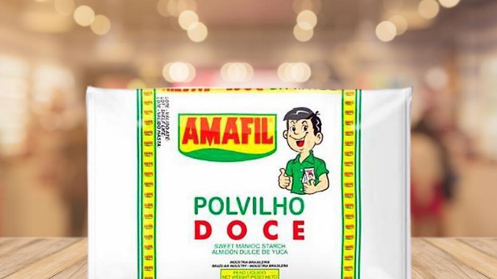 POLVILHO DOCE AMAFIL - 1KG