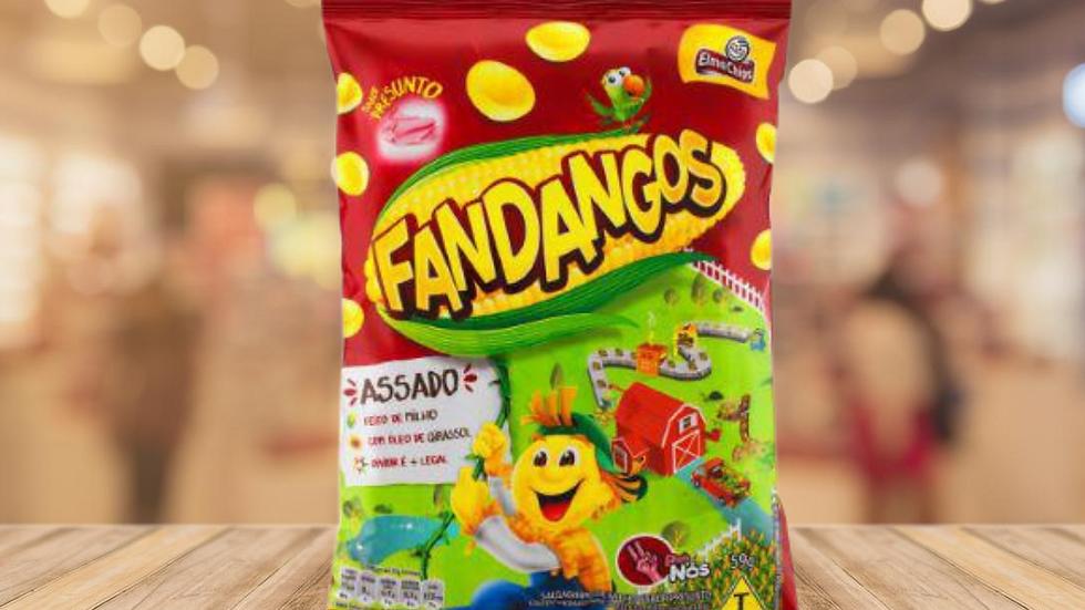 FANDANGOS SABOR PRESUNTO - 37GR