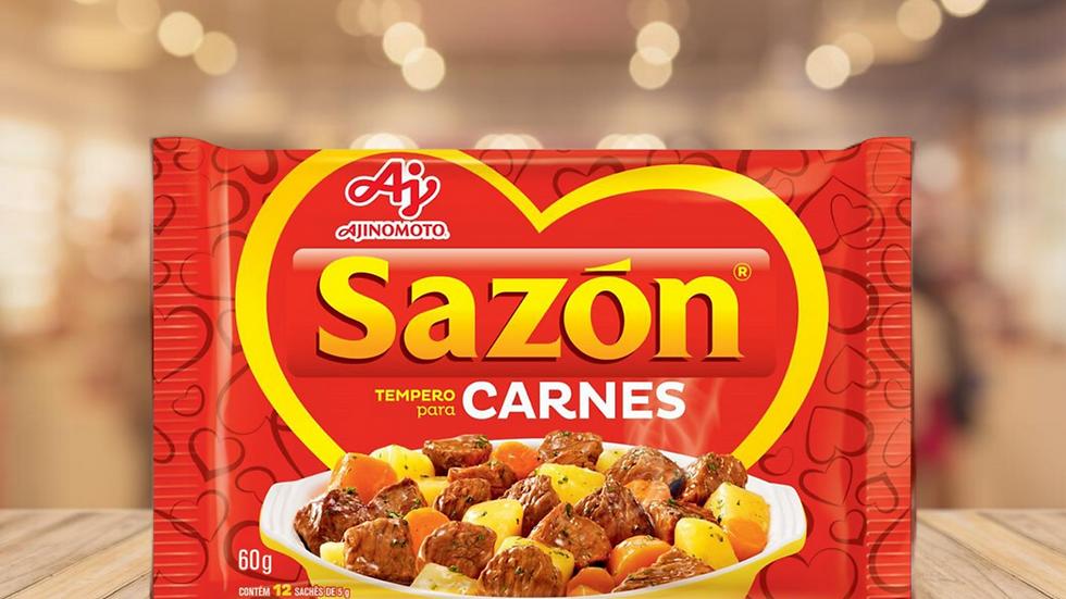 SAZON BRAZIL CARNE - 60g
