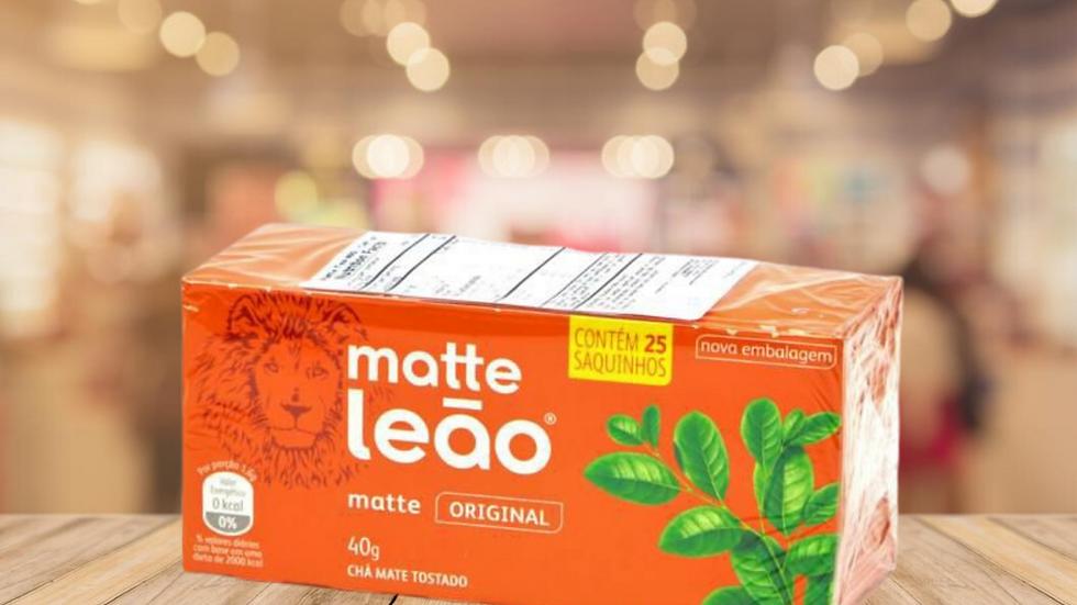CHÁ MATTE LEAO - 40G
