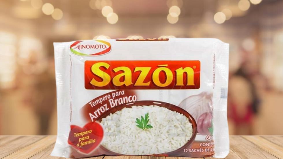 SAZON BRAZIL ARROZ - 60g
