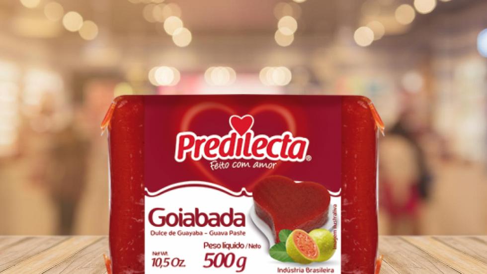 GOIABADA PASTA PREDILECTA - 500GR
