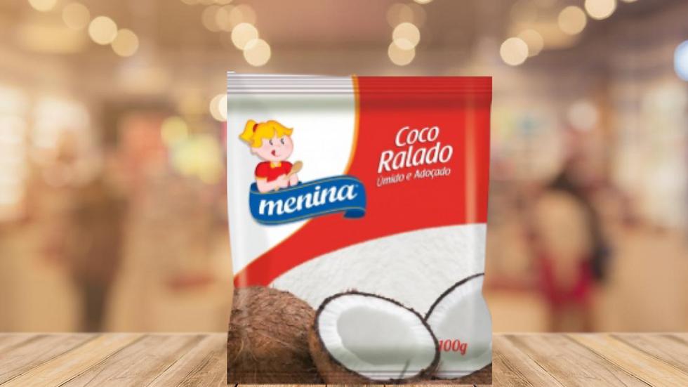 COCO RALADO MENINA - 100GR