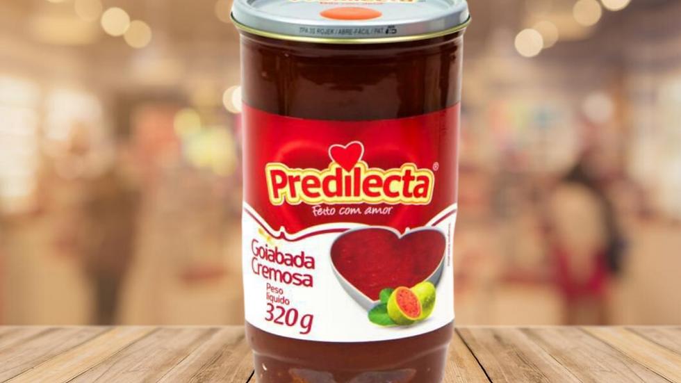 GOIABADA PASTA COPO PREDILECTA - 320G